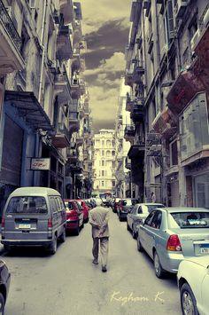 Down Town Cairo, Egypt