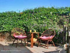 frei im nordenFerienwohnung mit Terrasse und Meerblick in El Sauzal