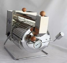 Quest M3 roaster - the silver bullet of coffee roasters