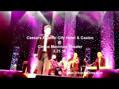 ▶ Nikos Koutras Live @ Caesars Casino - Atlantic City - YouTube