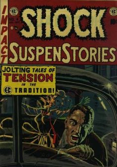 Shock Suspenstories #4-wally wood