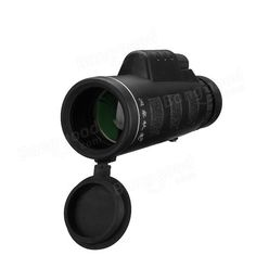 Universal 10x40 Hiking Concert Camera Lens Zoom Monocular+Phone Clip For Smartphone Sale - Banggood.com