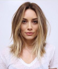 light brown hairstyles chin length - - Yahoo Image Search Results
