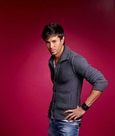 Enrique Iglesias - aka the body i want but can't have