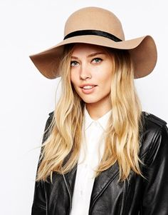 Whistles Felt Floppy Hat at asos.com 159a64837a1f
