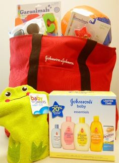 Johnson's Baby products at Walmart #baby #giveaway #bathproducts