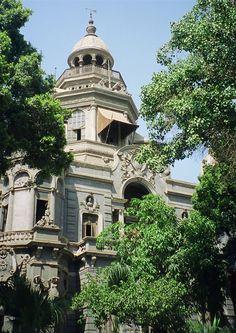 El Sakakini Palace, Cairo, Egypt