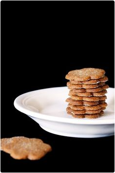 Biscuits croustillants au sucre