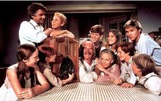 The Walton's * 1970s TV show about a decent, hardworking American family's struggle to survive during the Great Depression.