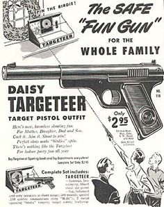 """Fun Gun"" for the whole family? What family -- the Hatfields and McCoys? The Mansons?"