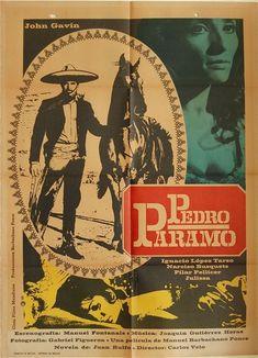 Pedro Páramo (1967)Stars: John Gavin, Ignacio López Tarso, Pilar Pellicer ~  Director: Carlos Velo