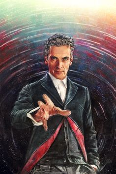 Doctor Who: The Twelfth Doctor by alicexz.deviantart.com on @deviantART