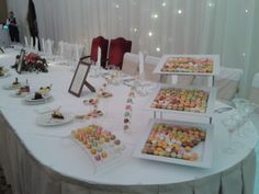 Thanks for being here at our Wedding Showcase at Fota Island Resort. It was an amazing day! Wedding Reception, Our Wedding, It's Over Now, Island Resort, Hotel Spa, Light Art, Table Settings, Weddings, Table Decorations