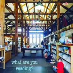 What are you reading?| Asking a friend what they are reading can be a great way to understand the season she is in - it's as simple as that.