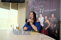 To complete the Etiquette for Mistresses Blogcon Series, on October 1, 2015, we had an opportunity to seat with the Optimum Star and Queen Claudine Barretto who plays Chloe, the most get goi…
