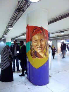 Btoy - gare du Nord
