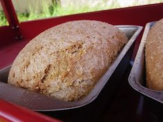 Millet Bread recipe -