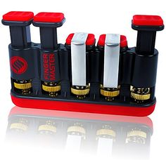 Finger Master Hand Strengthener ✠ Finger & Hand Exerciser For Athletes, Musicians, Rock Climbers & Physical Therapy Epitomie Fitness http://www.amazon.com/dp/B00JVR21FU/ref=cm_sw_r_pi_dp_xoi9vb174B9GF