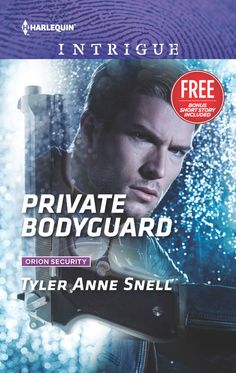 PRIVATE BODYGUARD by Tyler Anne Snell | Book Review | Miss Riki