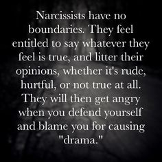 Narcissists will trash talk you, criticize you, and put you down, and often say rude things, even when it's not true
