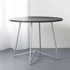 peak dining table   CB2