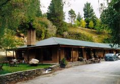 Danseys Pass Coach Inn is located deep in the old Kyeburn gold diggings and has a colourful history traced back to the 1860's. http://www.aatravel.co.nz/main/listing.php?listingId=251433