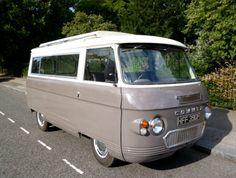 1968 Commer 'Wanderer' Camper Van. | eBay