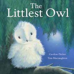 The Littlest Owl shows how the youngest sibling or the smallest kid or the one who is most different can feel left out things, but it also displayspositivenessand perseverance.