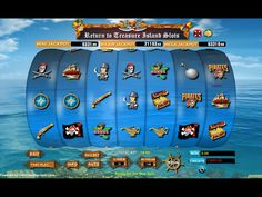 Buy Slot game for Online Casino -  Return to Treasure Island Video Slot Game