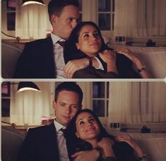 Mike and Rachel I love the level of safety and security you can feel in this moment. Such a family already Tv Show Couples, Movie Couples, Cute Couples, Suits Show, Suits Tv Shows, Suits Mike And Rachel, Meghan Markle Suits, Suits Tv Series, Gabriel