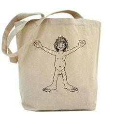 Anatomy Lesson Tote Bag