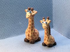 MarbleMini Giraffe