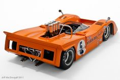 McLaren M8A Can-Am Denny Hulme
