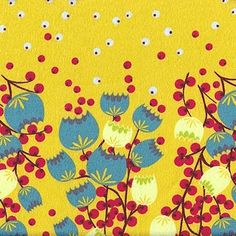 Anna Maria Horner Loulou Flannels - In the Clearing, Autumn - $11.50 per yard
