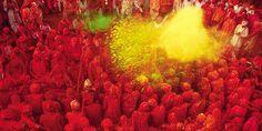 India- Holi