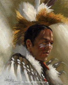 Native American Art Prints   ... Print -Giclee Prints Prints - Native American Prints by J. Hester
