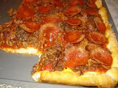 Jazzy Allergy Recipes: Egg Free, Dairy Free Jazzy's Favorite Pizza
