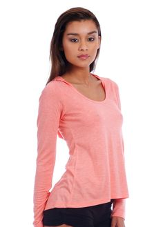 Soft Knit style hoodie made from our polyester blend fabric. The perfect hoodie for your basic apparel wardrobe. • 15% Viscose / 85% Polyester • Fitted Cut • Knit Style • Round Neckline • Hoodie Miami