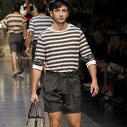 Dolce & Gabbana Fashion Show Men Collection Spring Summer 2013