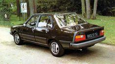 Renault 18 Turbo - 1982