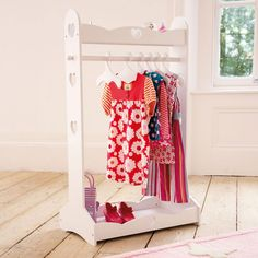 Sweetheart Clothes Rail - All Furniture - Furniture - gltc.co.uk