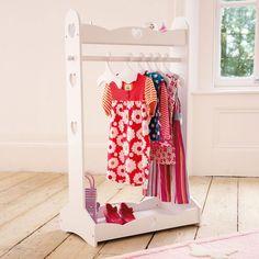 Sweetheart Clothes Rail - All Furniture - Furniture - gltc.co.uk