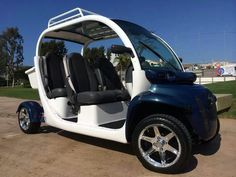 Innovation Motorsports Custom gem car