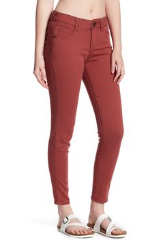 Freedom Ankle Skimmer Jean by Democracy on @nordstrom_rack