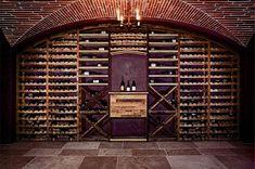 Custom Wine Cellars - Wine Enthusiast