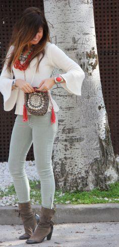 I love ethnic accessories!!!! - mytenida