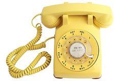 Yellow Telephone on OneKingsLane.com.  $149.  Really?!?