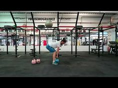 Kettlebell workout – Build symmetry