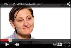 TWT #TV: #Website-#Relaunch http://www.youtube.com/watch?v=Zi4tWh6XqL0=share=UUy5O4MLH49UJsHkv5hR_9LA