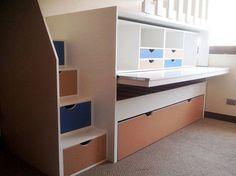 camarotes infantil juvenil mr muebles modulares para hogar oficina y negocios